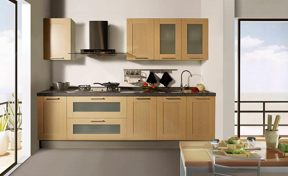 маленький кухонный гарнитур