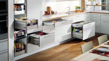 кухня фурнитура ящики