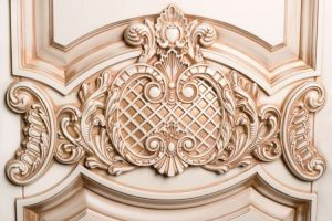 классический фасад фрезеровка