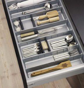 вкладыши для кухонных ящиков