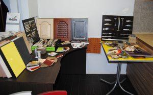 салон кухни комплектующие образцы