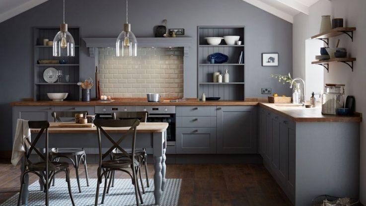 кухонный гарнитур полностью серий